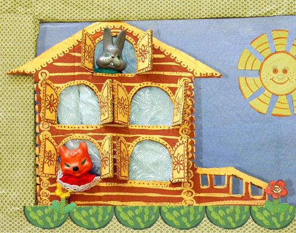 Домашний кукольный сценарий