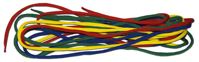 Мастер-класс «Шнуровальный планшет своими руками». Разноцветные шнурки