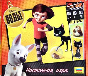 Настольные игры Олеси Емельяновой. Каталог. Вольт. Игра для детей от 5 до 8 лет.