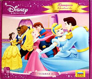 Настольные игры Олеси Емельяновой. Каталог. Принцессы: Королевский бал. Дисней. Игры для девочек от 7 до 14 лет.