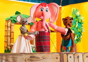 Театр розового слона. Спектакль по пьесе Олеси Емельяновой