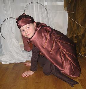 Как сделать костюм таракана фото 271