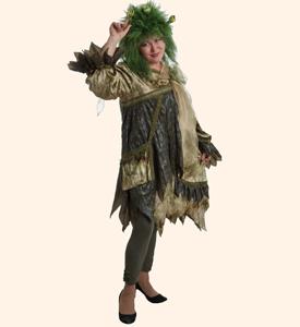 Скука. Стихи-визитки Олеси Емельяновой для защиты карнавальных костюмов.