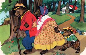 Олеся Емельянова. Ревнивая медведица. Басня про ревность. Современные басни в стихах.