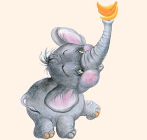 Олеся Емельянова. Мышь и слон. Басня про слабость, силу, зависть и жажду славы. Современные басни в стихах.