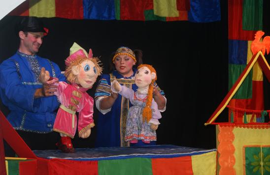 Сценарий театрального спектакля для школьников