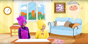 Чудовище. Мультфильм для детей про чапиков по сказке Олеси Емельяновой.