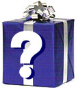 Подарок с вопросом. Новогодние загадки