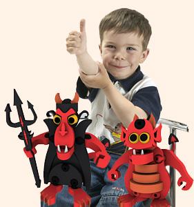 Опасные игрушки своими руками